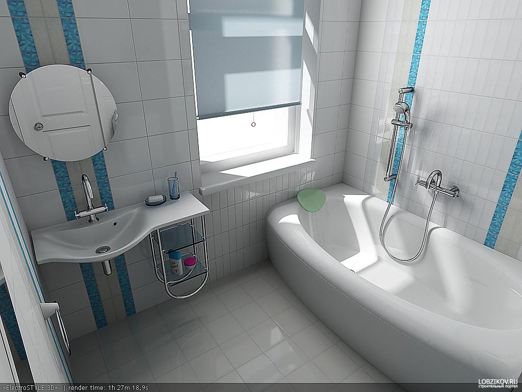 Как сделать дизайн в ванной