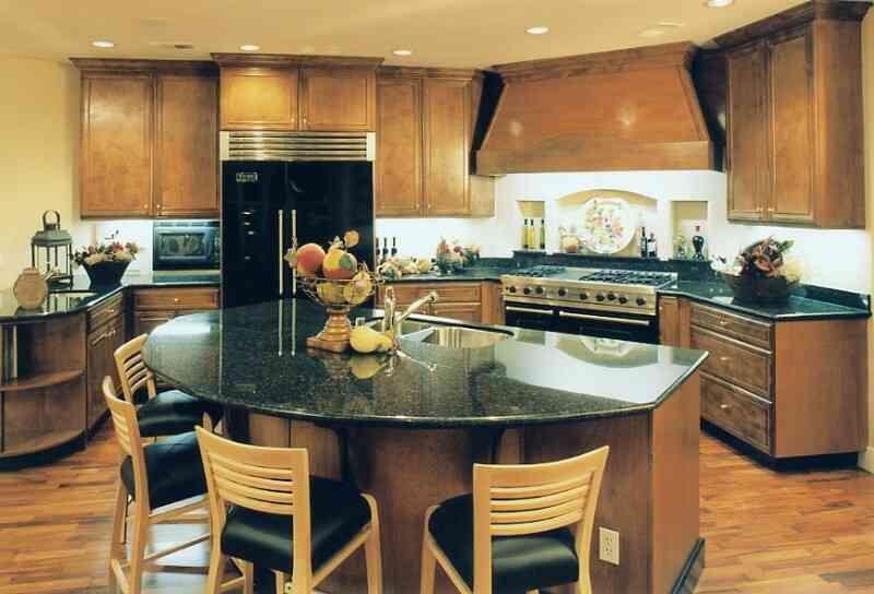 Дизайн кухни 2.5 на 4 метра